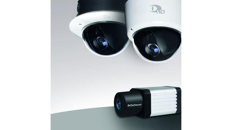 Überwachungskameras der 5000er-Serie von Dallmeier