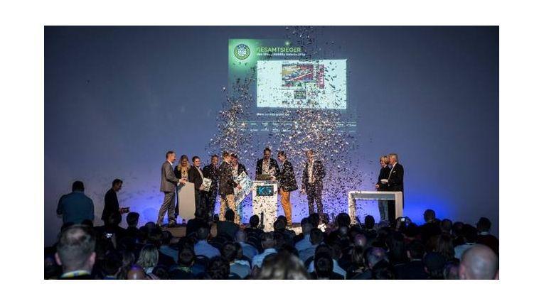 Bei der Verleihung des Shop Usability Award 2014 feierte die Branche sich selbst