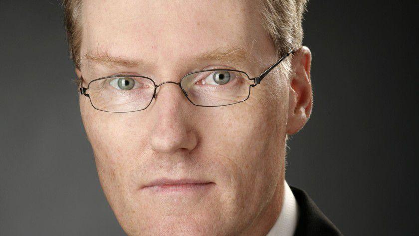 """Christian Hestermann, Research Director ERP bei Gartner: """"Entscheidend ist immer die Frage: Kann ich den Erfolg einer mobilen Anwendung messen? Das hängt stets vom Einzelfall und von den jeweiligen Anforderungen des Unternehmens ab."""""""