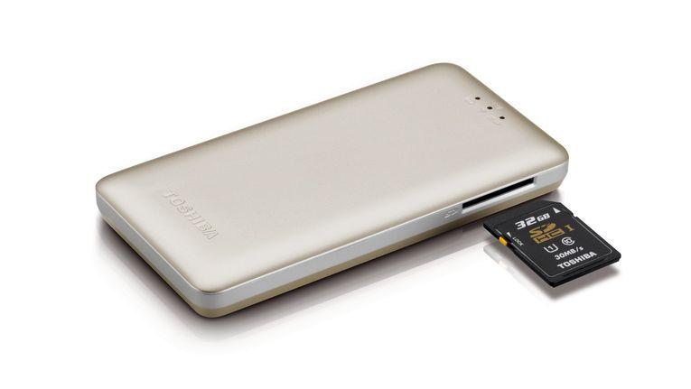 Toshiba Canvio Aeromobile: Für verschiedene Geräte und Betriebssysteme geeignet.