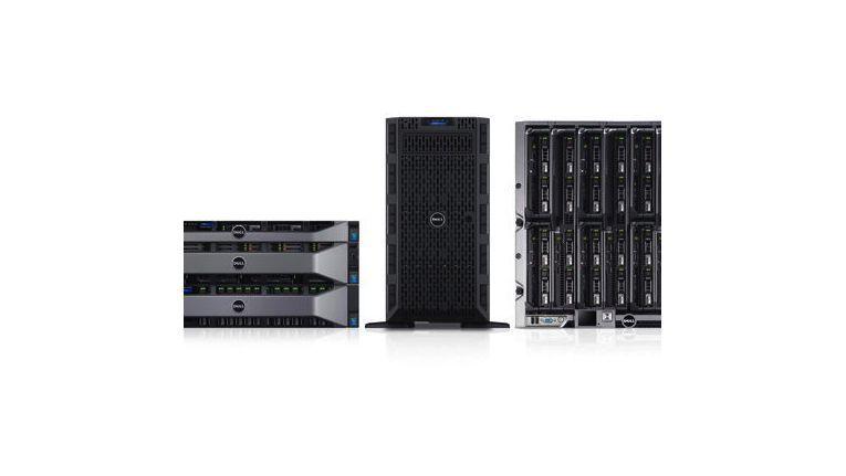 """Neue Dell Poweredge Server: """"Aktuellste Technologien, vereinfachtes System-Management und ein hervorragendes Preis-Leistungs-Verhältnis""""."""