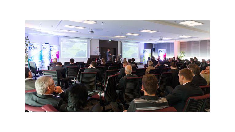 Best Practice auf der Tech Data Konferenz 2014: Hier ein Beispiel aus dem Bereich Big Data mit IBM und dem Wissenschaftlichen Institut der AOK.