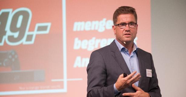"""Interview mit Media-Saturn-CEO Wolfgang Kirsch: """"Was wir tun, entspricht einer ständigen Suche"""" - Foto: Media-Saturn"""