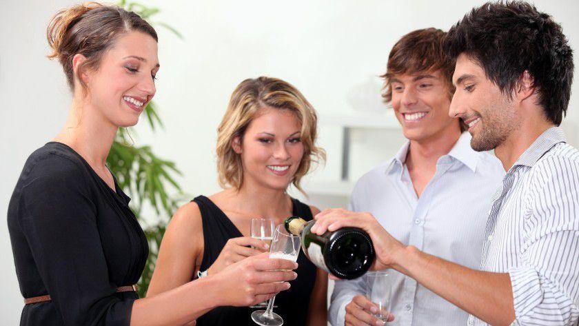 Firmenfeiernfeiern können durch staatliche Fallstricke im Nachhinein getrübt werden.
