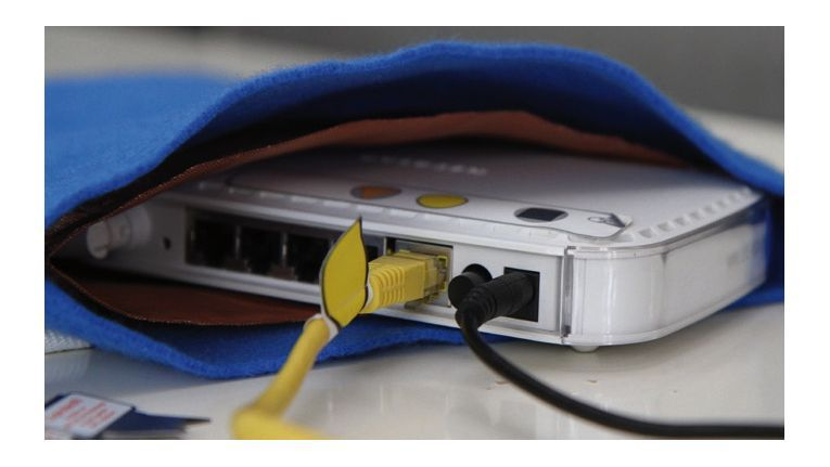 Cuprotect WLAN-Dimmertasche: Weitere Abschirmmöglichkeiten.