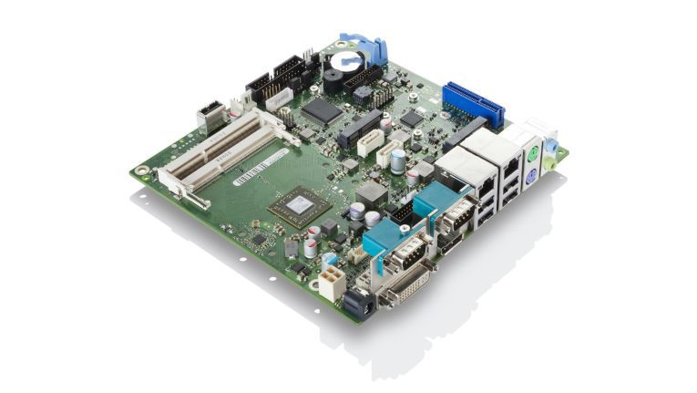 Besonders robust: Embedded-ITX-Mainboard Fujitsu D3313-S