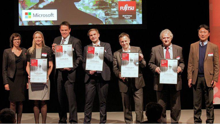 Die Select Awards bilden einen Höhepunkt in der globalen Ausrichtung des Fujitsu Select Partnerprogrammes, das auch in diesem Jahr ein solides Wachstum ausweisen konnte.