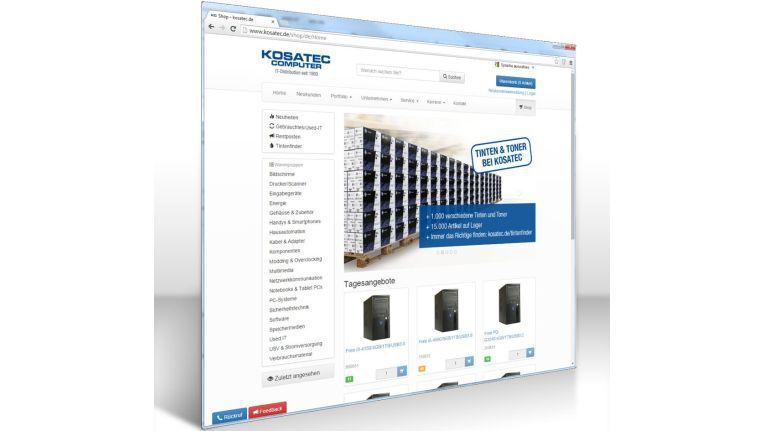 Passend zur kürzlich frisch renovierten Homepage, wurde nun auch der Fachhandelsshop des Distributors mit neuen, verbesserten Funktionen versehen und optisch modernisiert.