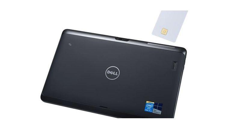 Dell Venue 11 Pro 7130: Authentifizierung und weitere Sicherheitsoptionen.