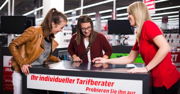 """Täuschung der Kunden: Media Markt und die """"falschen"""" Verkäufer - Foto: Media-Saturn"""