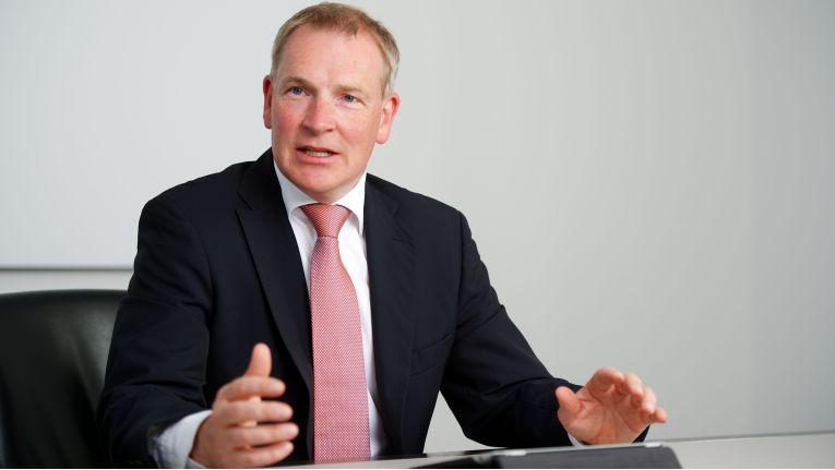 """Jochen Wießler, Leiter des Mittelstands- und Partnergeschäfts bei SAP Deutschland: """"Business DyDesign ist die ideale Kombination aus ERP-basiertem Prozesswissen, Cloud-Plattform und HANA-Performance."""""""