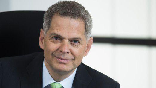 Seit Anfang 2016 ist Pieter Haas Chef der Media-Saturn Holding GmbH.