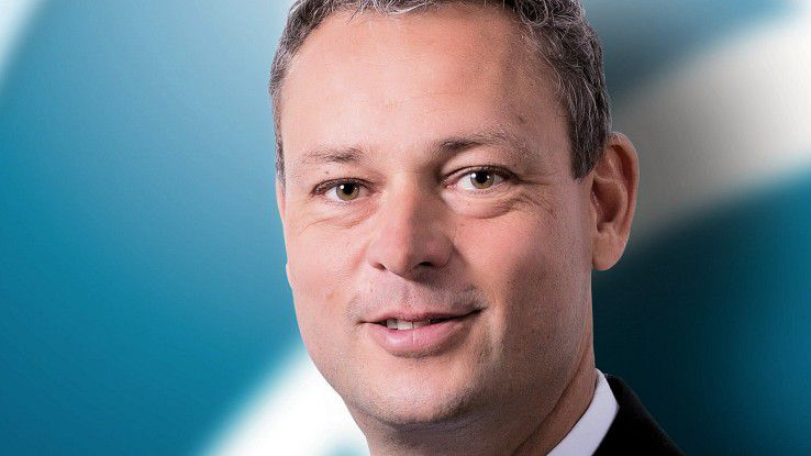 Rainer Koppitz, CEO von BT Deutschland.
