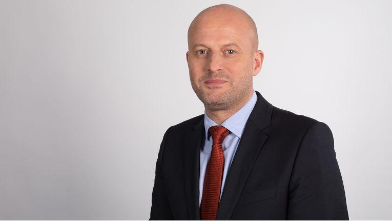 """Jochen Erlach, Geschäftsführer von HP Deutschland: """"Mit dem Navigator ist sichergestellt, dass es keine Reibungsverluste während der Teilung geben wird."""""""