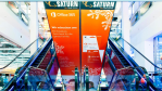 Office-Weihnachtskampagne am POS von Microsoft bei Saturn in Hamburg - Foto: Microsoft