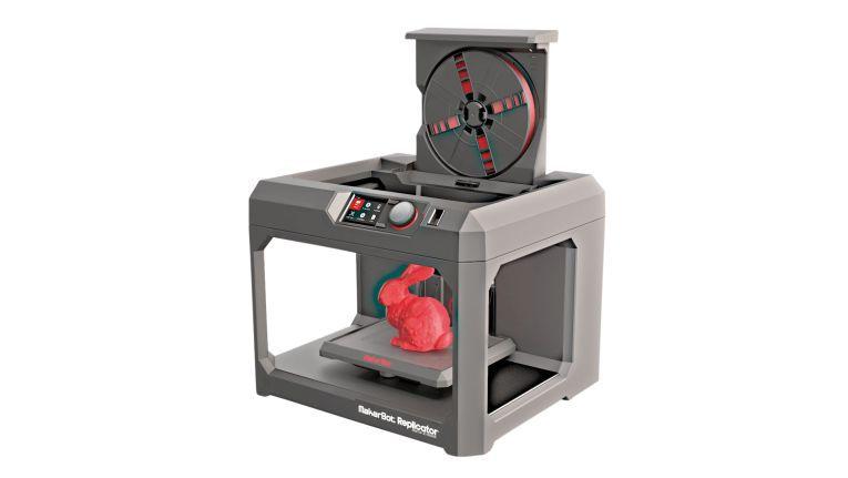 Ab sofort bei DexxIT erhältlich: Die Makerbot Replicator Desktop-3D-Drucker.