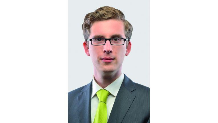 """Sebastian Krüger, Partner Account Manager DACH bei der Paessler AG: """"Für Kunden bedeutet Qualität, dass sie sich auf ihre IT verlassen können."""""""