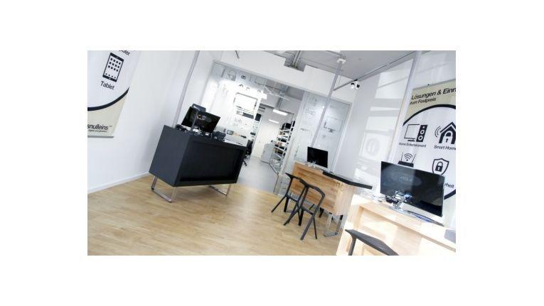 In Hamburg Eppendorf betreibt einsnulleins inzwischen ein zweites Ladengeschäft