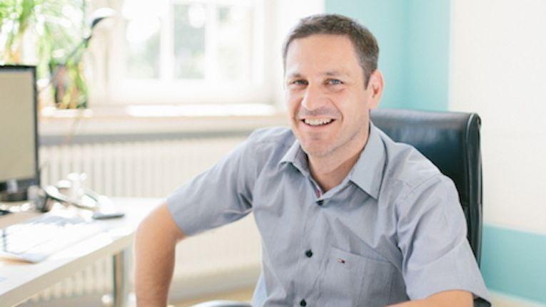 Michael Krämer, Gründer und Geschäftsführer der Krämer ITSolutions GmbH