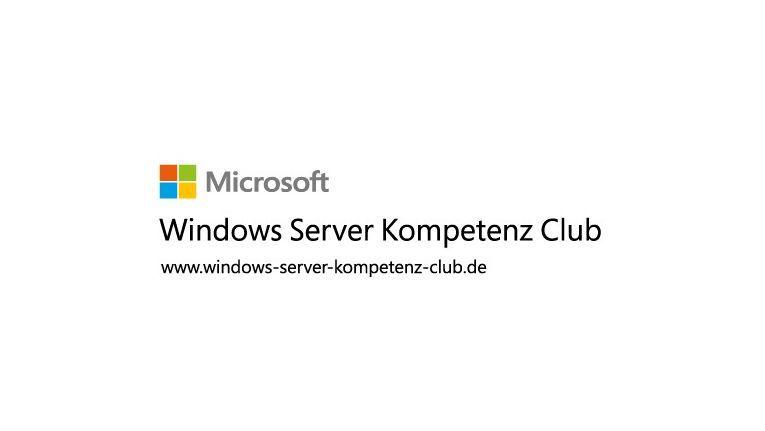Die Anmeldung beim Windows Server Kompetenz Club ist ganz einfach. Nutzen Sie den untenstehenden Link.