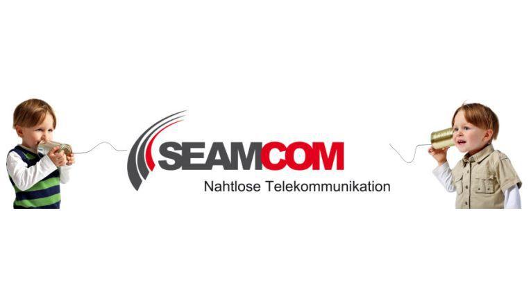 Das Blechbüchsentelefon funktioniert zwar auch ganz gut, doch für seine spezialisierten Fachhändler hat Seamcom Schulungen zur digitalen Mobilfunktechnik im Programm.