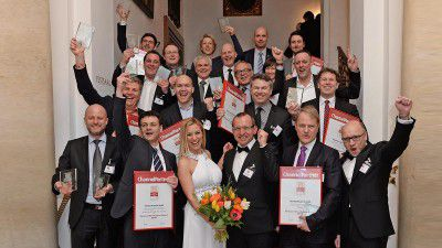 Die Sieger der Channel Excellence Awards 2015