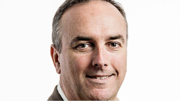 Scott Dodds, Vizepräsident Channels and Alliances EMEA bei VMware, gratulierte der Computacenter AG zum Software Defined Datacenter Partner of the Year.