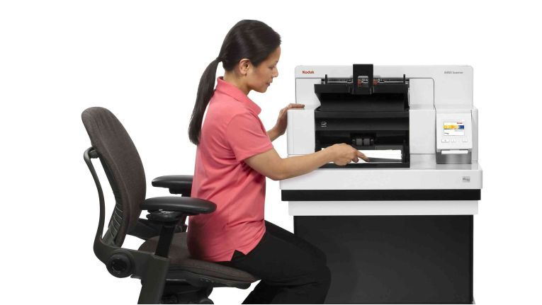 Kodak i5850: Mit komfortablen und effizienten Funktionen gegen den Digitalisierungs-Spagat.