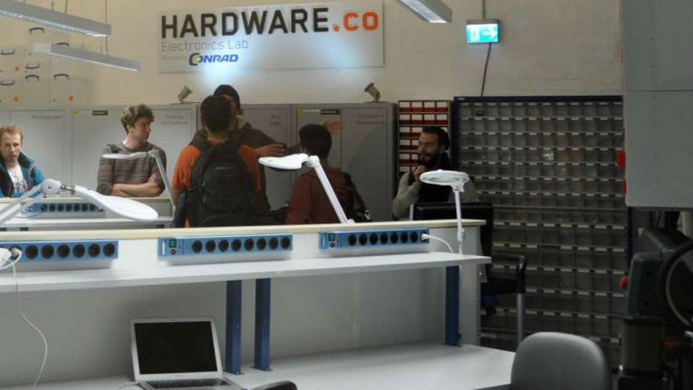 Powered by Conrad: Das Hardware.co Lab in Berlin