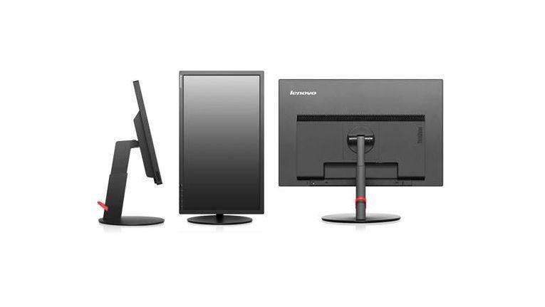 Lenovo ThinkVision T: Verschiedene Anwendungsmodi für anspruchvollere Aufgaben.
