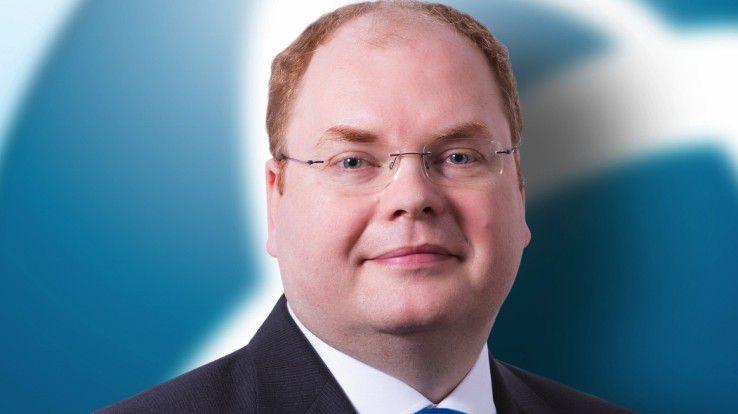 """""""Bei Lync wurden die vielfältigen Anforderungen eines Geschäftskunden an seine Telefonanlage vergessen"""", so Jürgen Städing, CPO bei Nfon."""