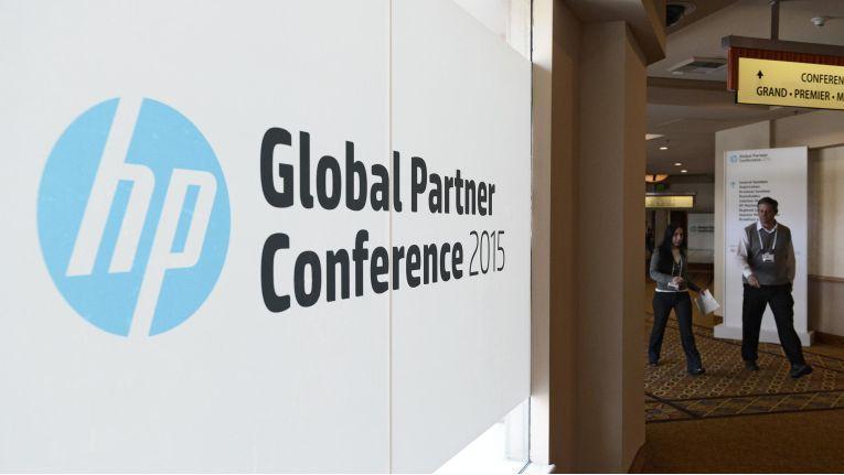 Strategien und Appelle: Zur weltweiten Partnerkonferenz von Hewlett-Packard in Las Vegas waren rund 3.500 Teilnehmer gekommen.