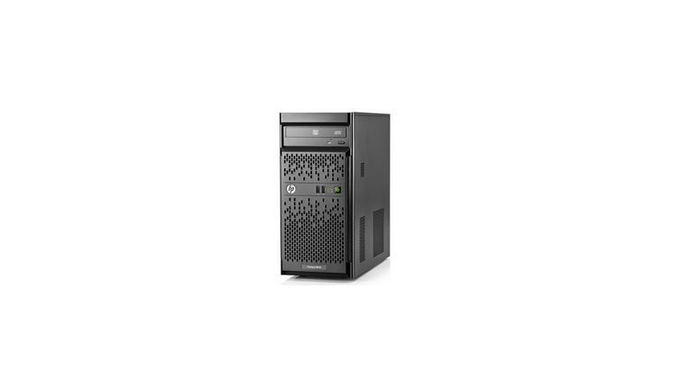 HP Pro Liant ML10v2: Einstiegs-Server für mittelständische Unternehmen.