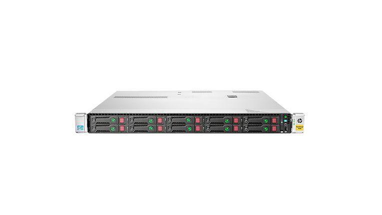 HP Store Virtual Storage 4335: Neueste SSDs und Tiering-Funktion.