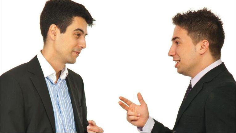 Vom Verlauf des Jahresgesprächs hängt oft der Erfolg und damit das Gehalt eines Verkäufers ab.