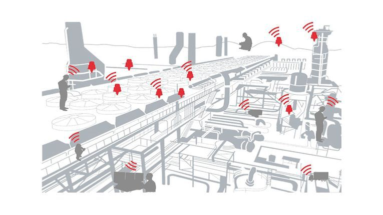 Industrie 4.0 führt zu einer Vernetzung der Industrial IT und der Office-IT. Sicherheitslösungen sollten einen umfassenden Ansatz haben und für einen durchgehenden Schutz sorgen. Security aus der Cloud eignet sich dazu.