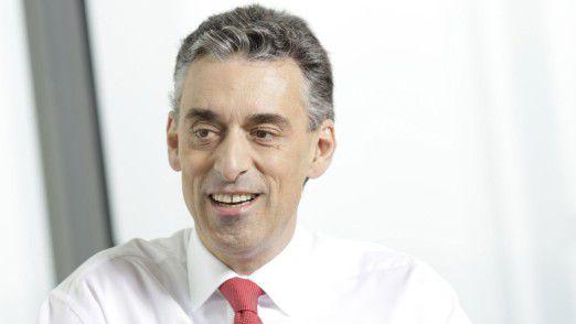 Frank Appel, Vorstandsvorsitzender Deutsche Post DHL.