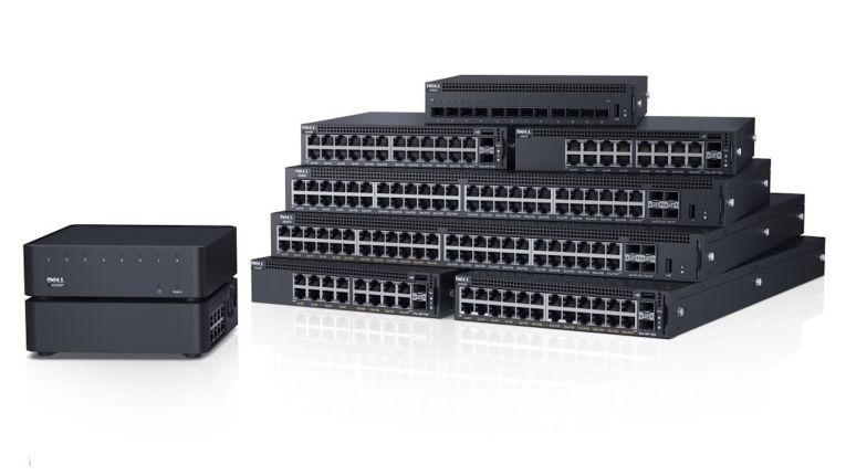 Dell Networking X-Serie: Neue Familie an 1- und 10-GbE-Switches.