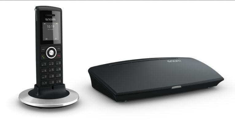 Snom Bundle M325: Schnelleinstieg in VoIP-Telefonie.