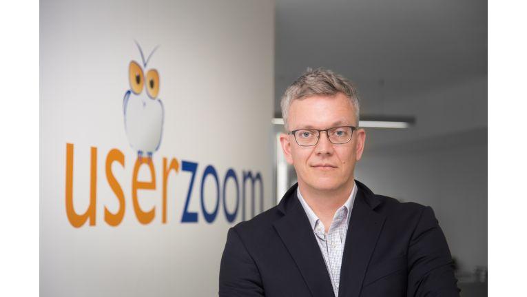 """Jakob Biesterfeldt, UserZoom: """"Wer über Web-Analysen statistisch relevante Daten erhalten möchte, sollte auch auf quantitative aufgabenbasierte Studien zurückgreifen."""""""