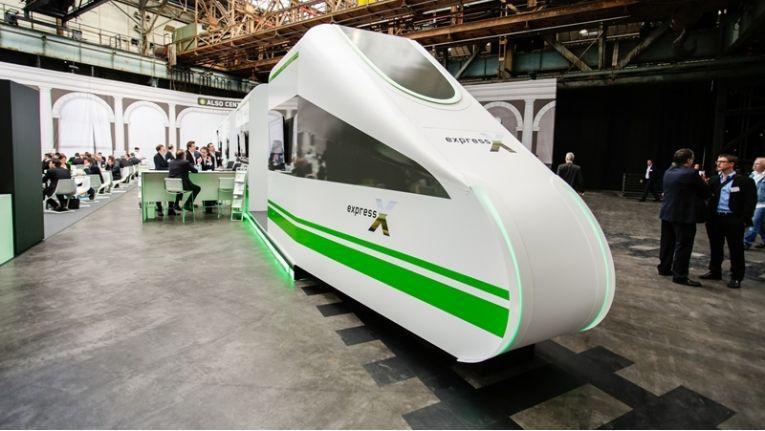 Der Also-Express rollt weiter, wurde aber von den Problemen der Logistikaktivität Augsburg etwas abgebremst.