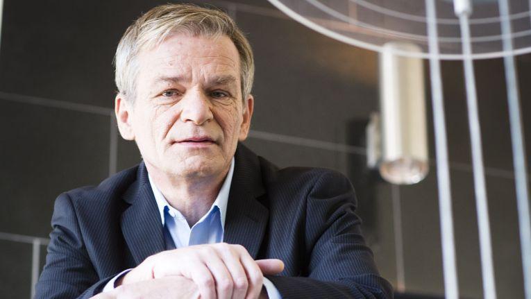 """Cubeware-CEO Wolfgang Seybold: """"Mit unserer BI-Lösung C8-Snack sind wir bisher weltweit die einzigen, die einfache Reports sicher via Messenger-App aufs Smartphone liefern können."""""""