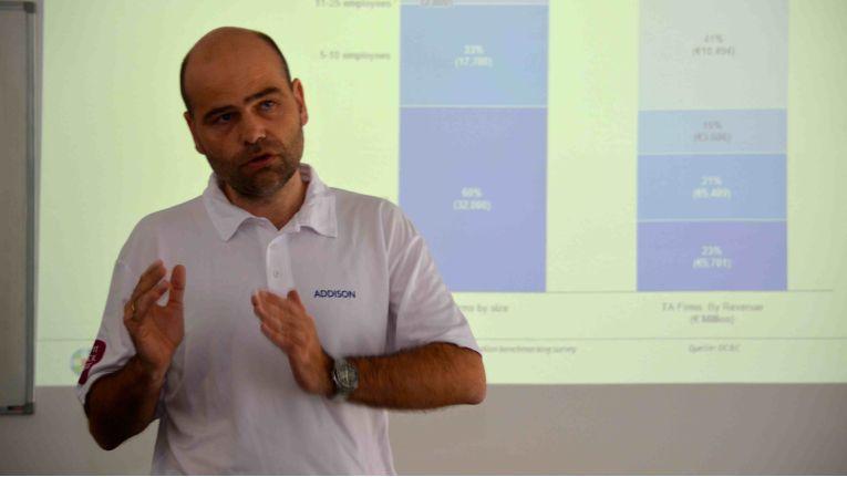 WK-Managing Director Ralf Gärtner: Neue Ära für alle Beteiigten.