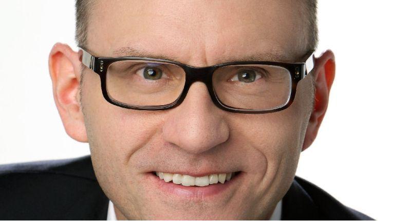 """Sebastian Krause, für die IBM Cloudin Deutschland zuständig: """"je mehr Datenquellen ein Analyst anzapfen kann"""", desto genauer und zuverlässiger die vorhergesagten Datenmodelle"""""""