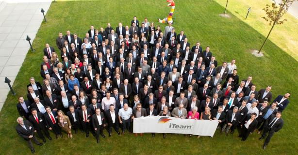 """iTeam Jahreskongress 2015 in Düsseldorf: """"Das ist keine Interimslösung"""" - Foto: Astrid Piethan für iTeam"""