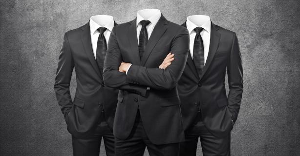 Kleider machen Karriere: Ohne Anzug wird man nichts - Foto: kantver - Fotolia.com