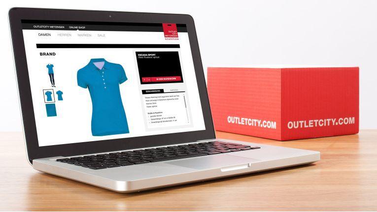 Um das Wachstum problemlos abbilden zu können, dynamisch zu skalieren und die Performance zu erhöhen, startete die Outletcity Metzingen im November 2014 gemeinsam mit Claranet ein Projekt zur Migration des Online-Shops. Hier eine Ansicht des neuen Shops.