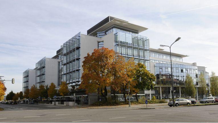 Tech Data Zentrale in München.