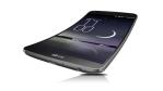 Biegsames Smartphone: LG G Flex 2 soll kleiner als der Vorgänger werden - Foto: LG