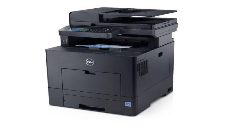 Guter Büroarbeiter: Dell C2665dnf